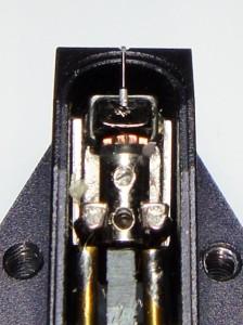 Dynavector DV-20X straight cantilever